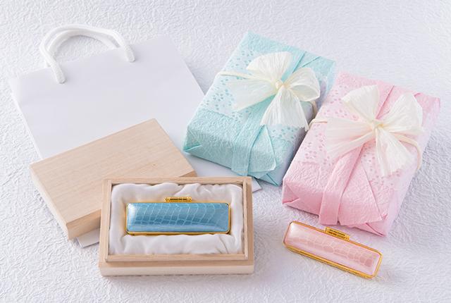 お誕生記念セット/銀行印